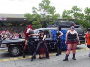 Pride Parade Year 2
